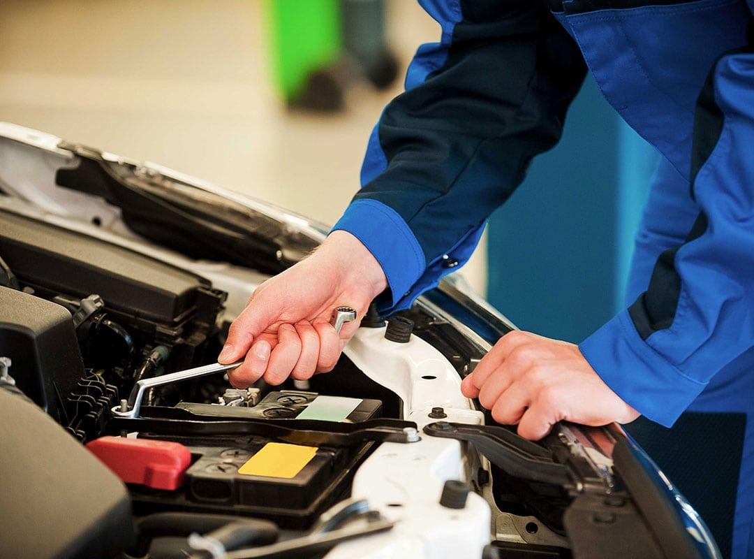car mechanic ascot park