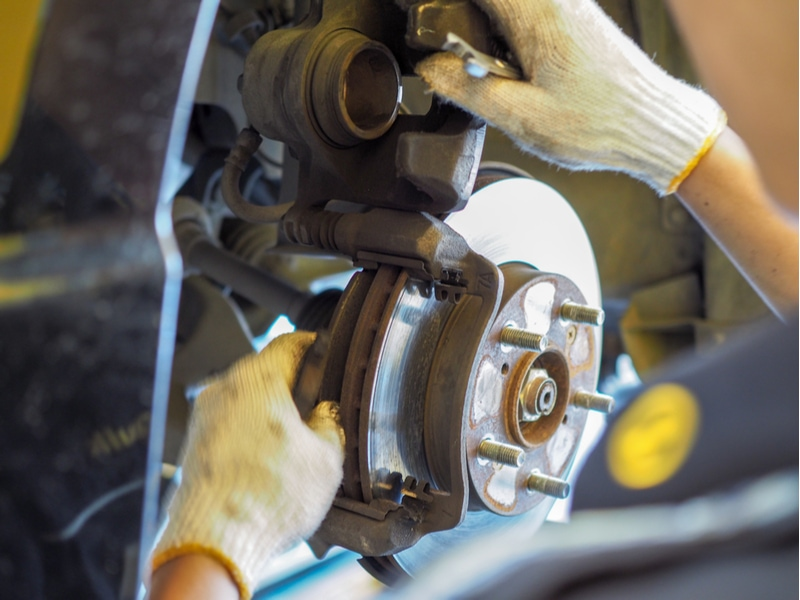 brake repairs Edwardstown